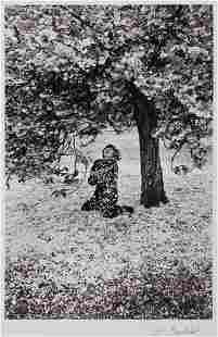 ÉDOUARD BOUBAT (1923–1999) 'Parc de Sceaux, Cerisiers J