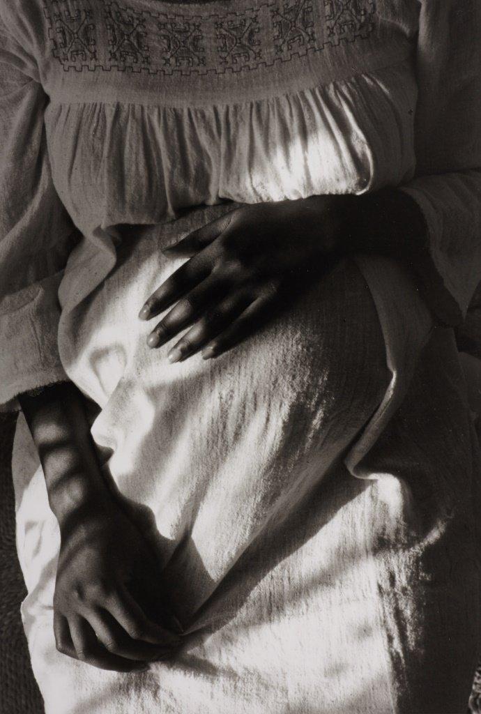 ÉDOUARD BOUBAT (1923–1999) 'Femme enceinte' (pregnant w