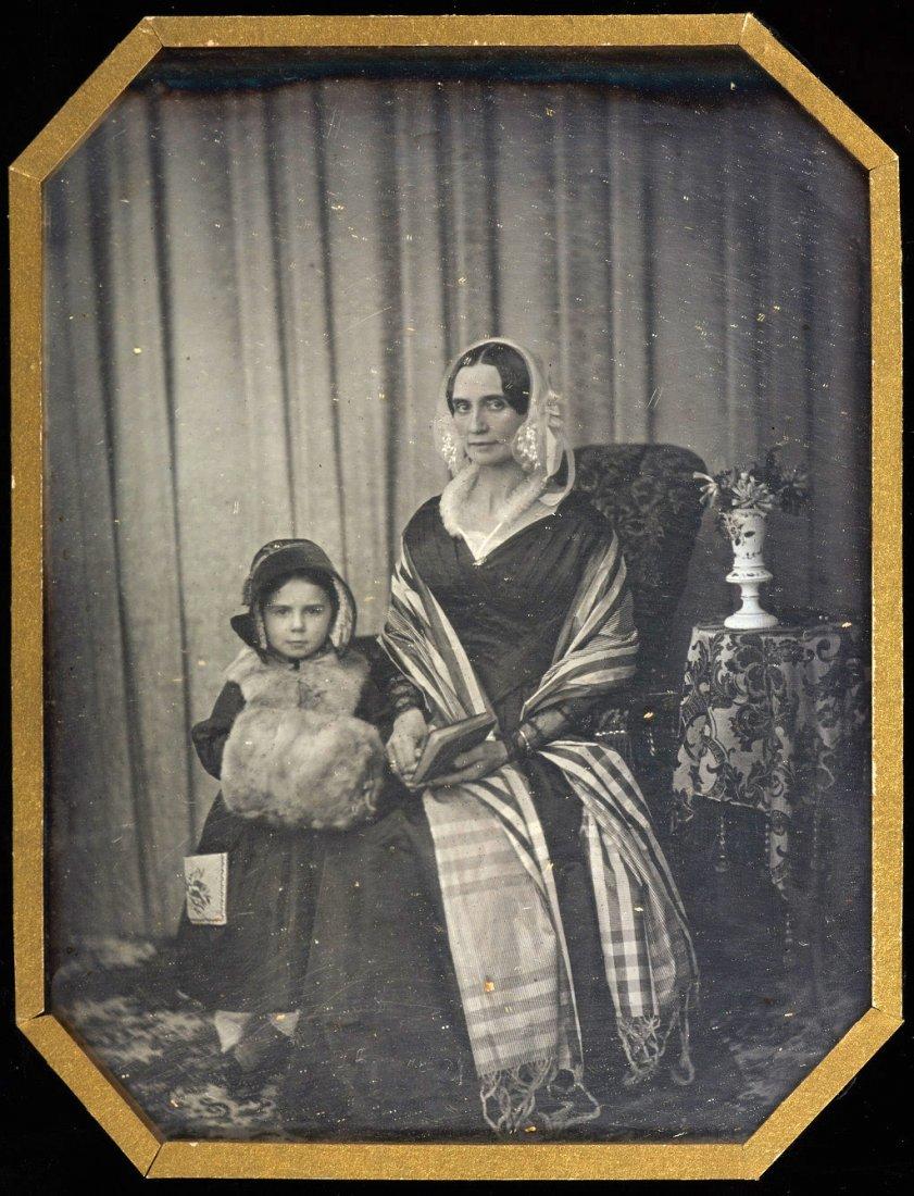 ANONYMOUS GERMAN PHOTOGRAPHER Frau Senatorin Josefine F