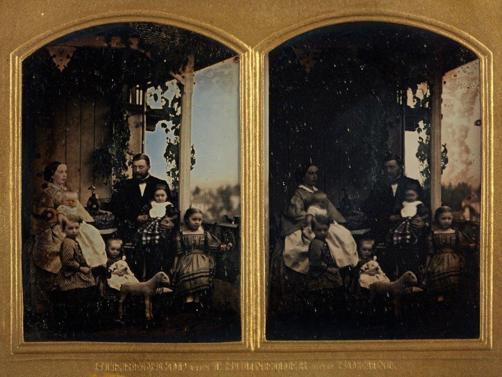TRUTPERT SCHNEIDER UND SÖHNE (active 1847–1921) Familie