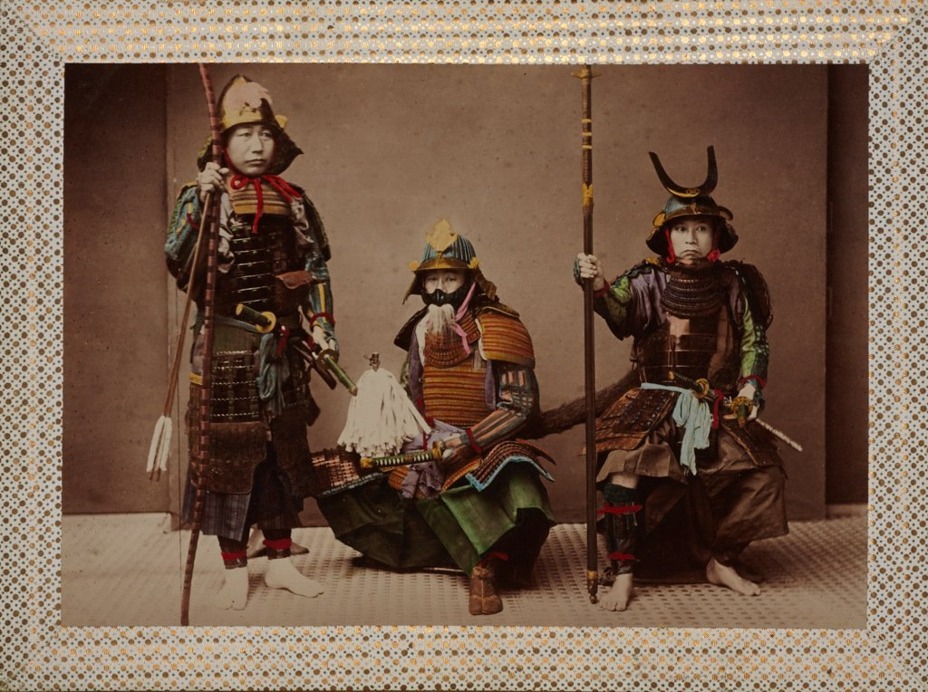 J.W. PFLÜGER (ed.) Japan, 1880s