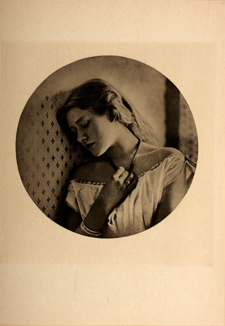 JULIA MARGARET CAMERON (1815–1879) 'Ellen Terry, at the