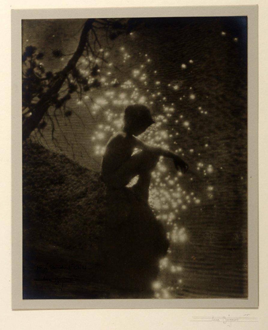 ANNE BRIGMAN (1869–1950) 'Stardust', c. 1910