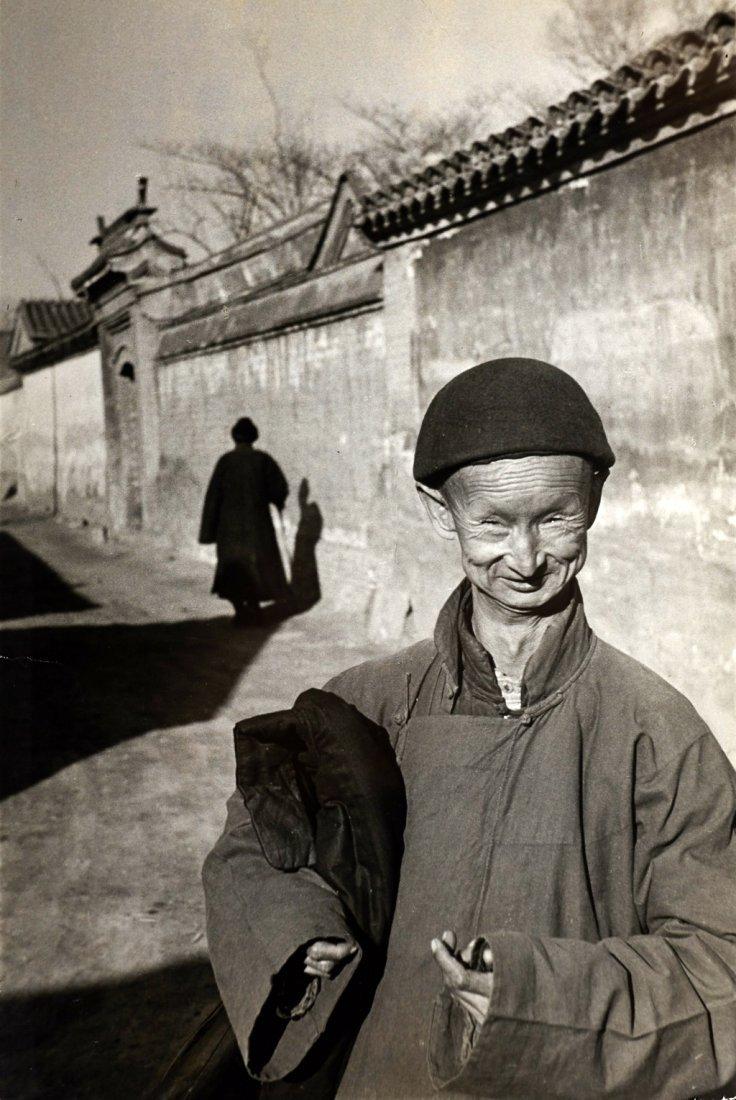 HENRI CARTIER-BRESSON (1908–2004) Eunuch der letzten Ka