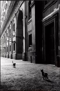 LEONARD FREED (1929–2006) Naples, Italy 1958