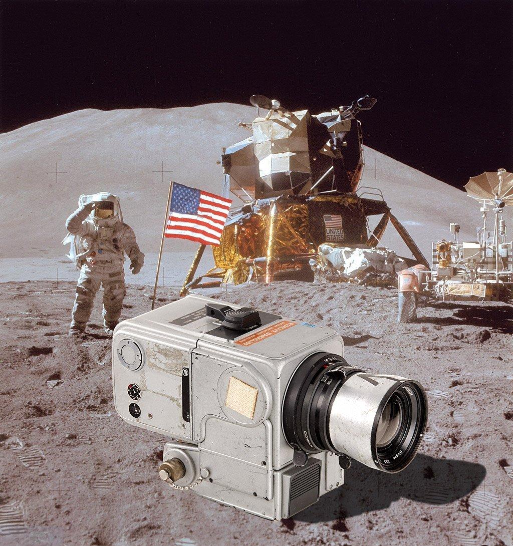 Hasselblad 500 'HEDC' NASA 'Jim Irwin'