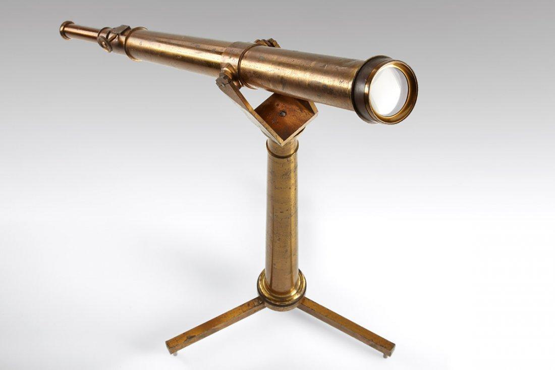 Kellner Telescope, c.1852, no.360124