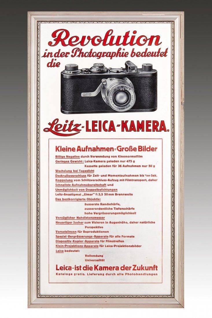 Leitz - Leica Advertisement, c.1925/26