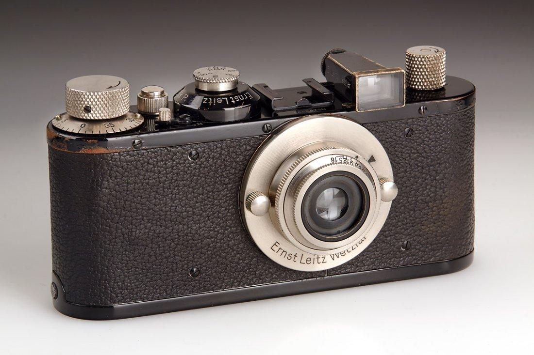 Leica Standard w. Snapshot Elmar, 1937, no.253771
