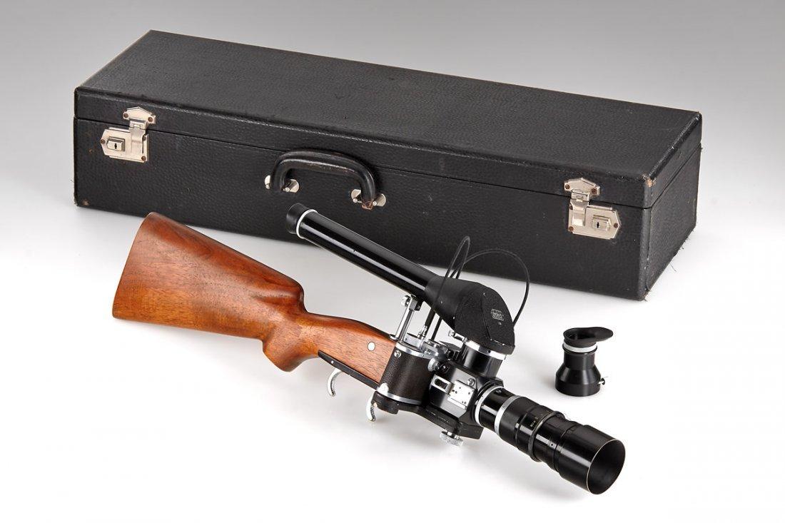 E. Leitz New York Leica Gun RIFLE, 1937, no.123