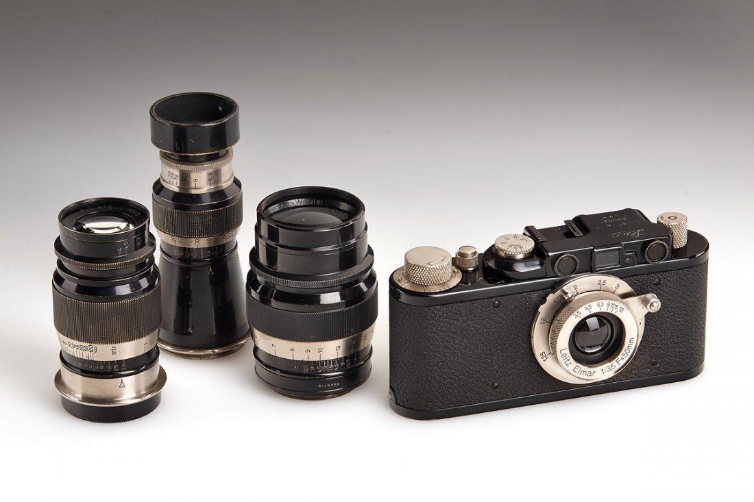 Leica II Mod.D Dummy set, c.1932
