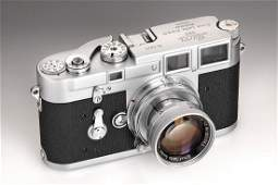 Leica M3 Prototype, c. 1953, no.25