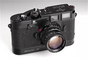 Leica MP black paint, 1957, no.MP-99