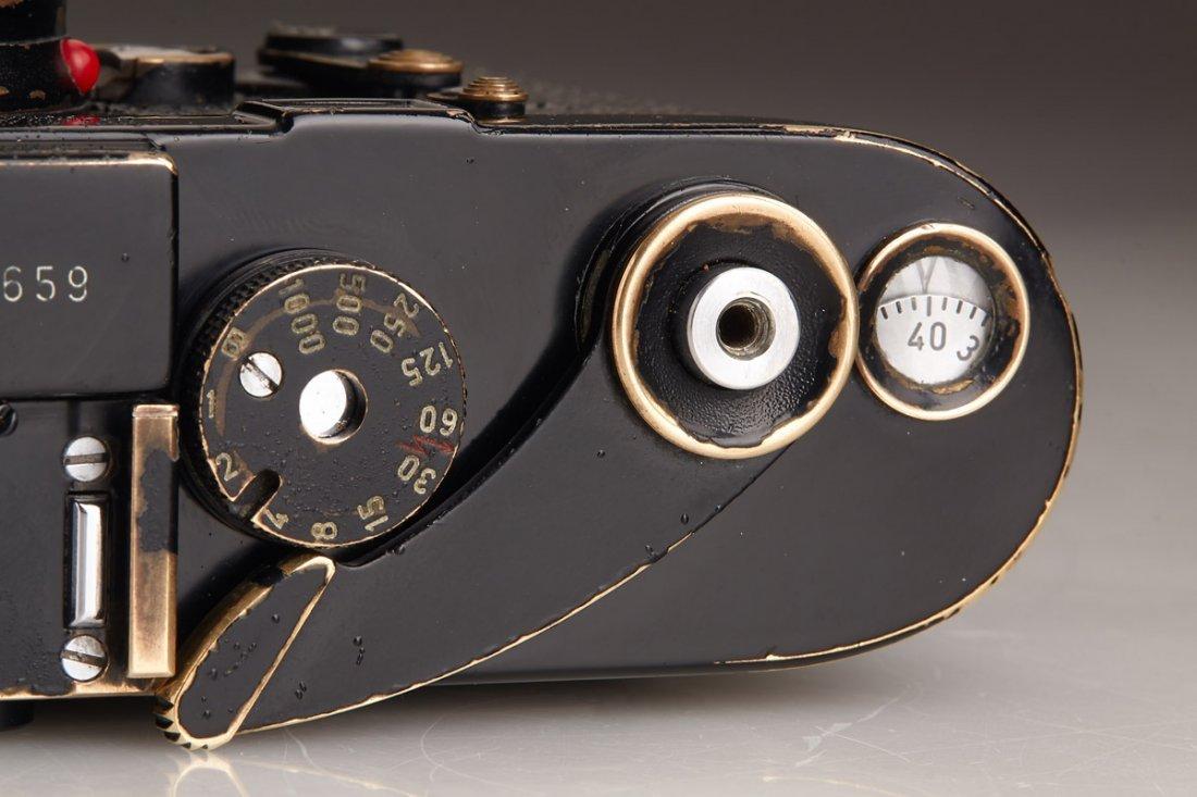 Leica M3 black paint 'Henri Cartier Bresson', 1960, - 5