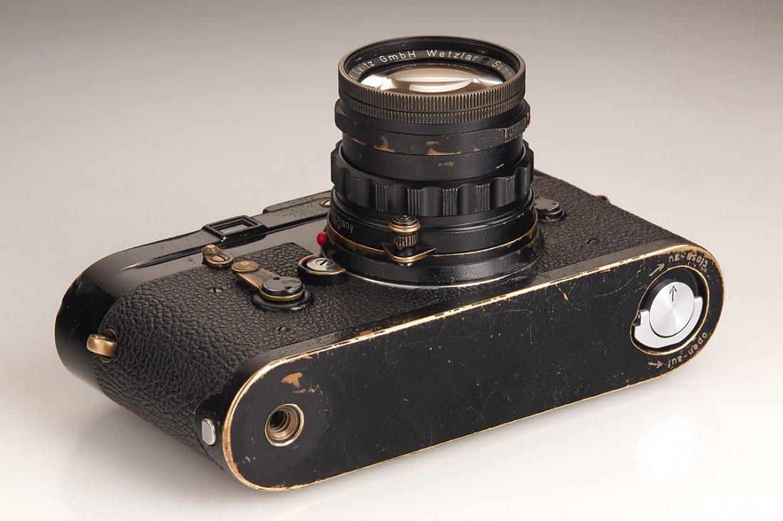 Leica M3 black paint 'Henri Cartier Bresson', 1960, - 8