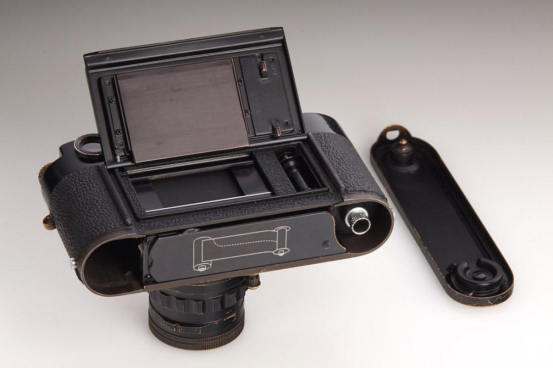 Leica M3 black paint 'Henri Cartier Bresson', 1960, - 9