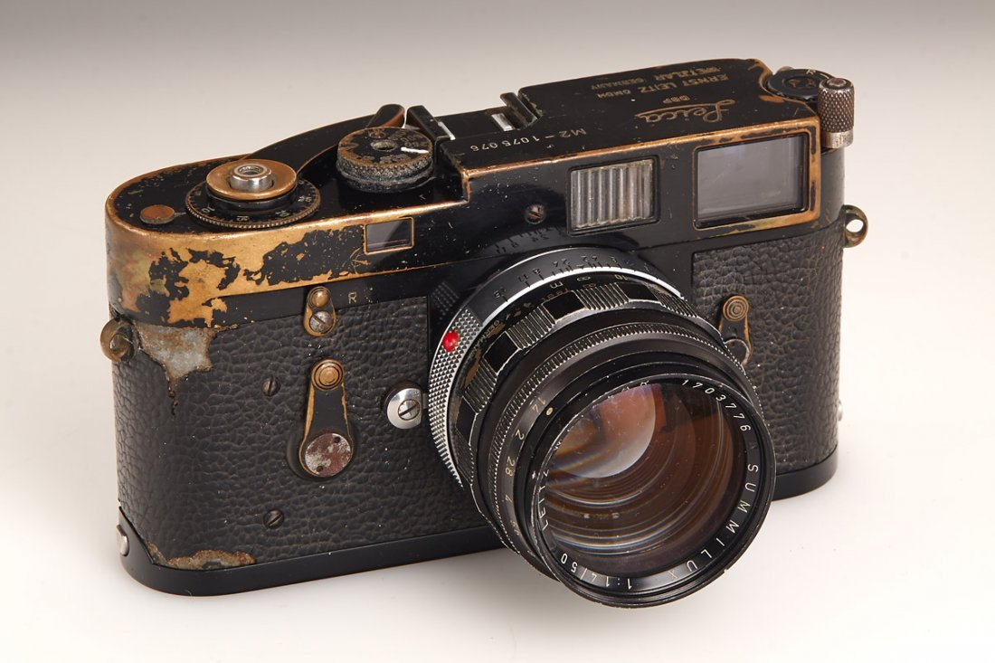 Leica M Collection ' Paul Fusco', 1958/87 - 4