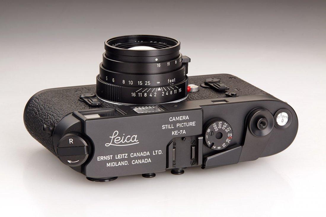 Leica KE-7A 'Civilian Version'  , 1972, no.1294942 - 3