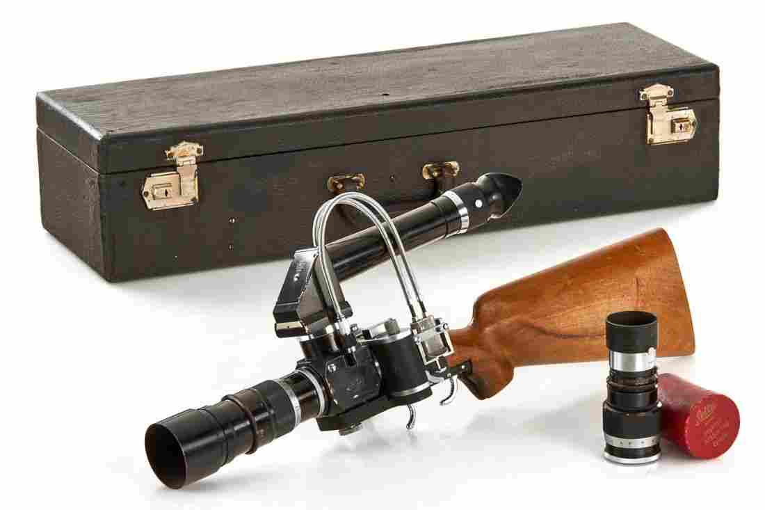 New York Leica Gun RIFLE Prototype