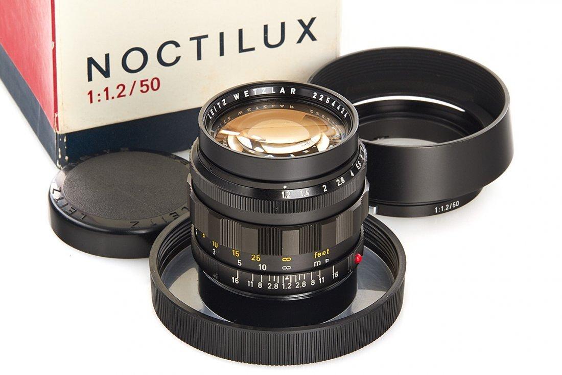 Noctilux 1.2/50mm