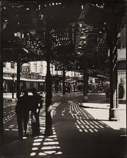 BERENICE ABBOTT (1898–1991) *