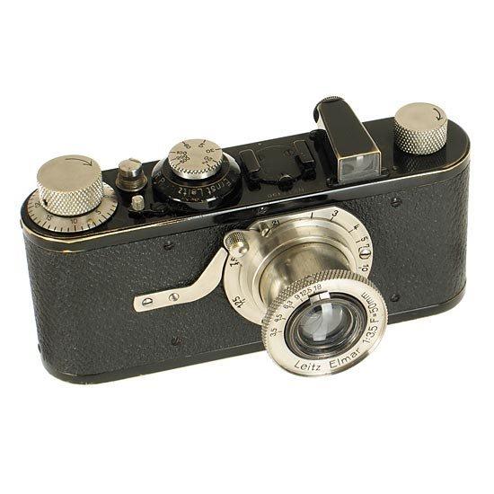 4: Leica: I Mod.A  Elmar