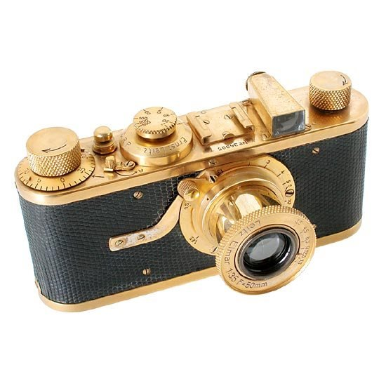6: Leica: I Mod.A  Luxus Replica