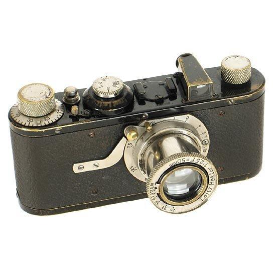 7: Leica: I Mod.A  Hektor