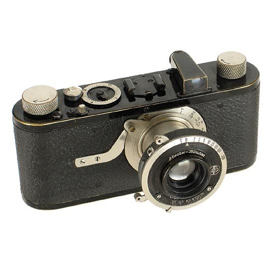 8: Leica: I Mod.B  Ring Compur