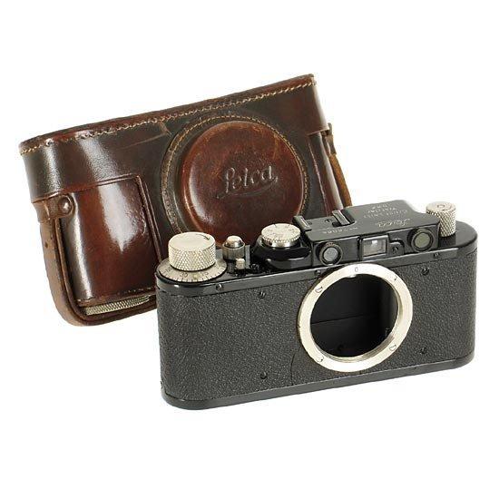 16: Leica: II Mod.D  Black