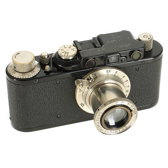 17: Leica: II Mod.D  Black