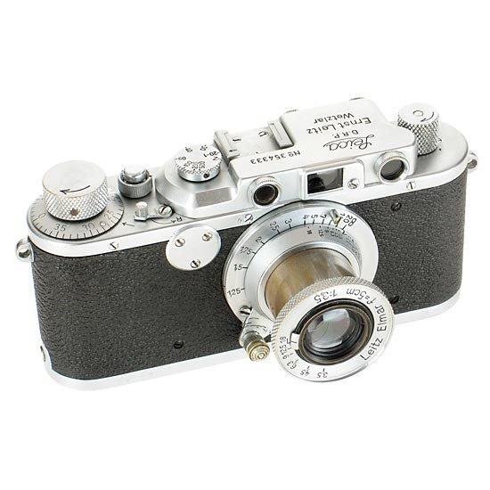 18: Leica: II Mod.D  Chrome