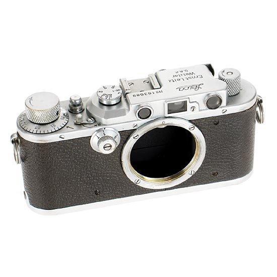 20: Leica: III Mod.F  Chrome