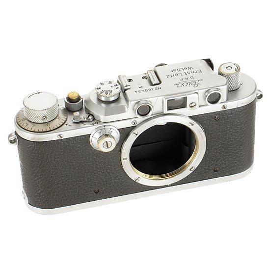 21: Leica: III Mod.F  Chrome  'Stapo Potsdam'