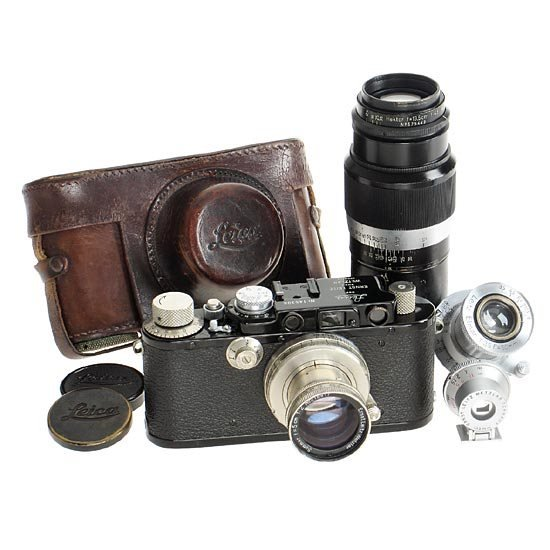 23: Leica: IIIa Syn (various)
