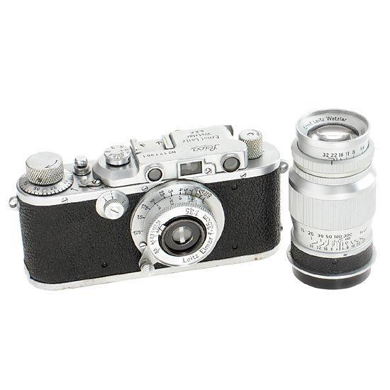 24: Leica: IIIa outfit