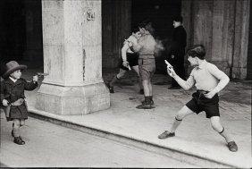 Henri Cartier-bresson (1908–2004)