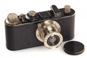 Leica Standard Black/nickel