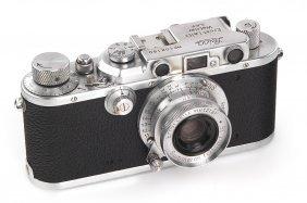 Leica Iii Mod. F Chrome 'ulrich Mack'