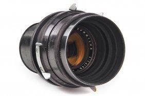 Summilux 1.4/50mm Chrome 'movie Lens'