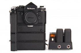 Nikon F2 H-md High Speed