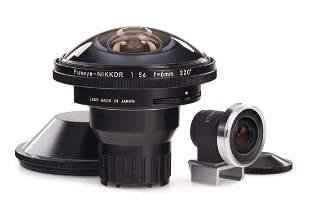 Nikon Fisheye-Nikkor 5.6/6mm 220 *