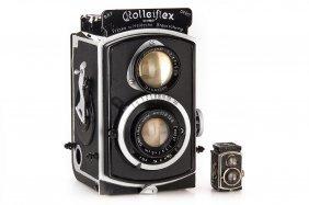Rolleiflex 4x4 Oversized Model
