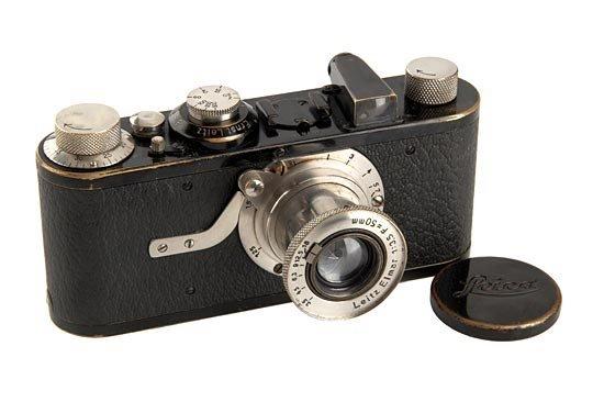 3: Leica: I Mod.A  Elmar