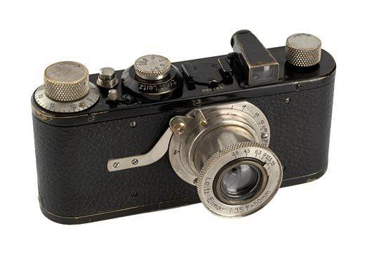 5: Leica: I Mod.A  Elmar
