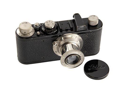 8: Leica: I Mod.C  Standard