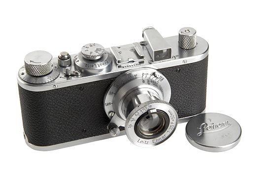 11: Leica: Standard  Chrome