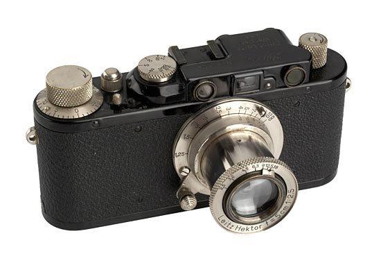14: Leica: II Mod.D  Black