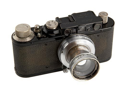 15: Leica: II Mod.D  Black