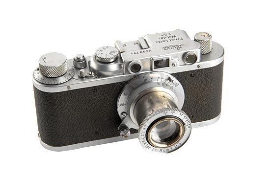 17: Leica: II Mod.D  Chrome